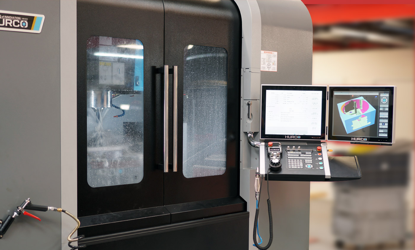3 and 5 Axis Machining – CTE Advanced Technologies
